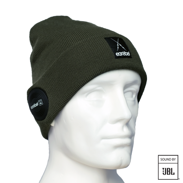 Bluetooth® Dock Beanie JBL® Forrest Green
