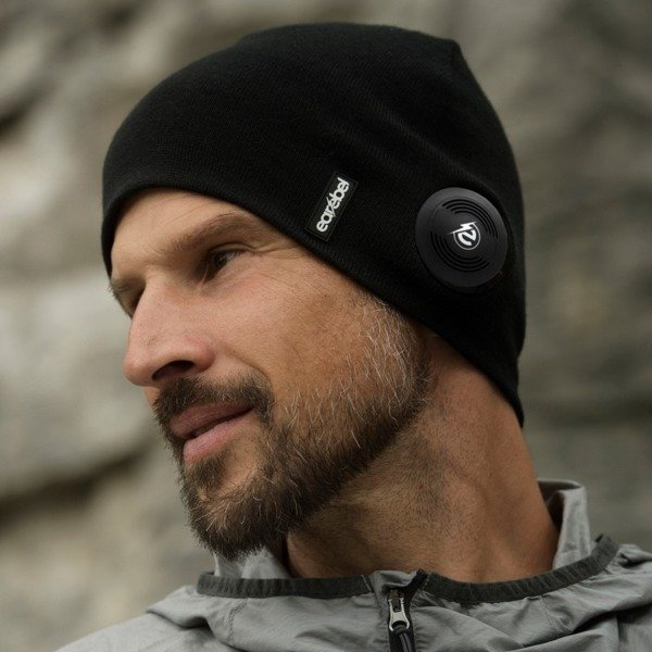 Bluetooth® Escape Beanie Black