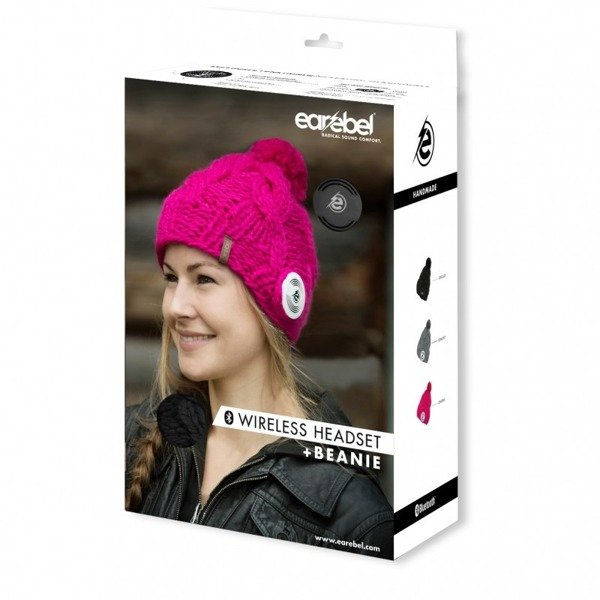 Bluetooth® Handmade Plaint Regular Black