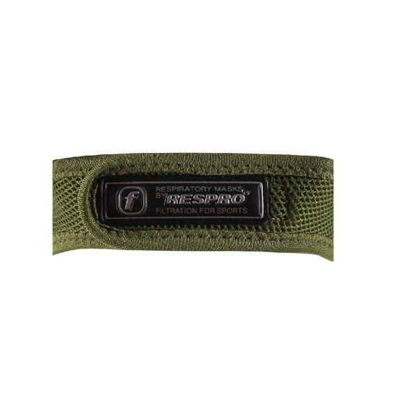 Maska Respro Ultralight Green - Allergy Sport